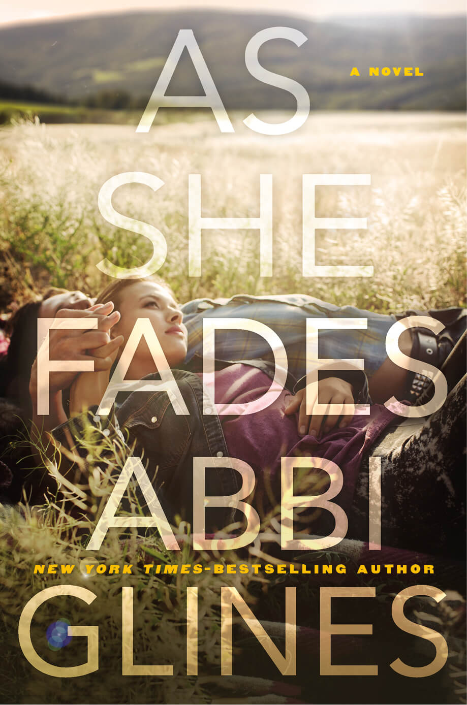 As She Fades by @AbbiGlines #YA