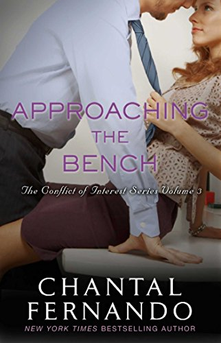 Approaching the Bench by Chantal Fernando