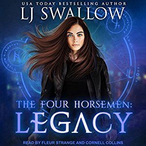 The Four Horseman: Legacy by LJ Swallow
