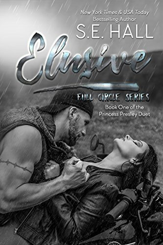 Elusive by SE Hall
