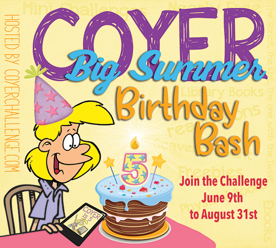 #COYER summer challenge is here!