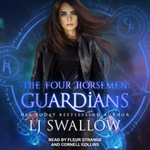 Hunted and Guardians by LJ Swallow