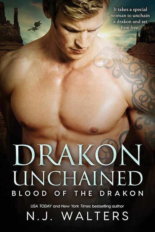 Drakon Unchained by NJ Walters
