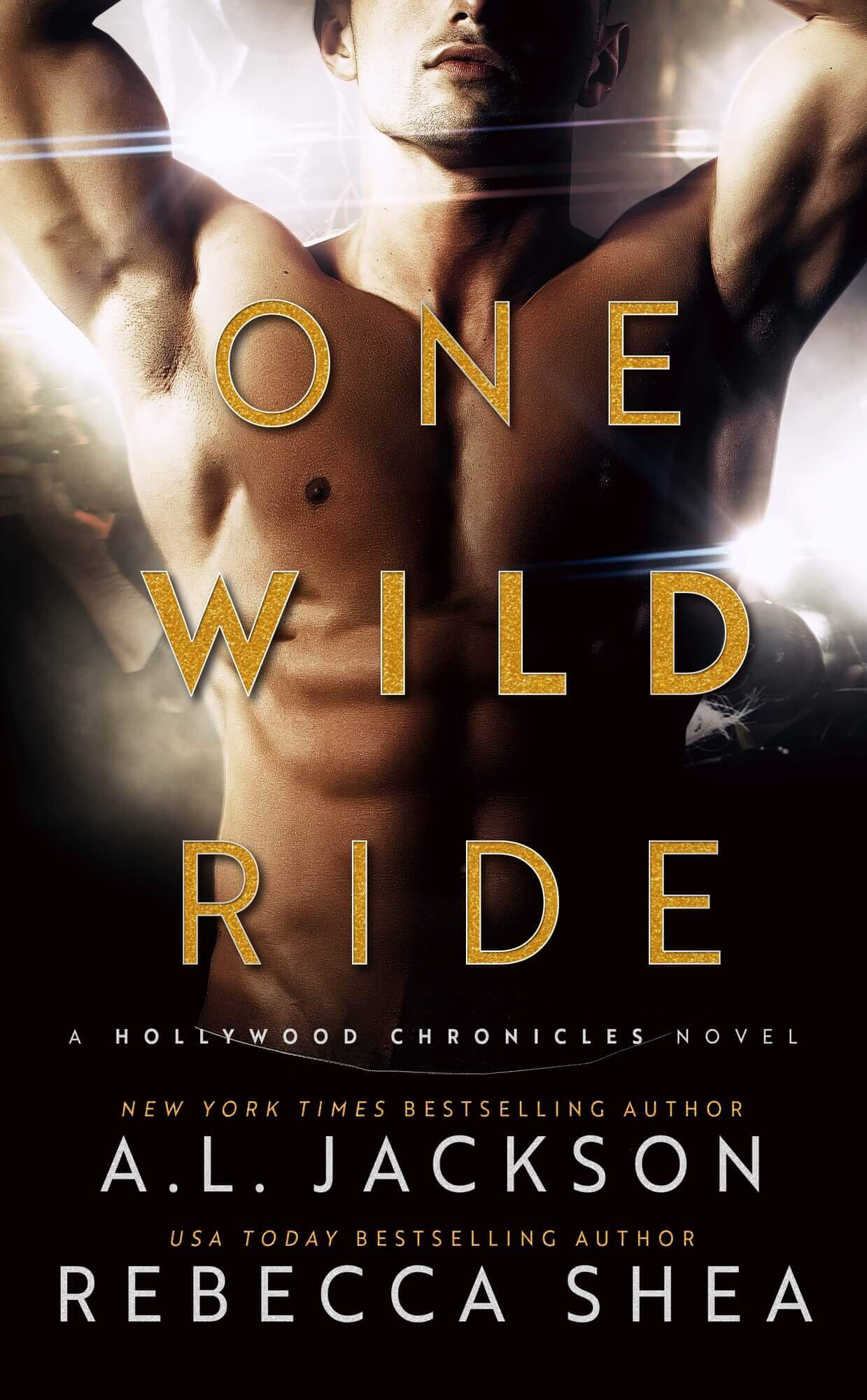 #NewRelease One Wild Ride by AL Jackson and Rebecca Shea