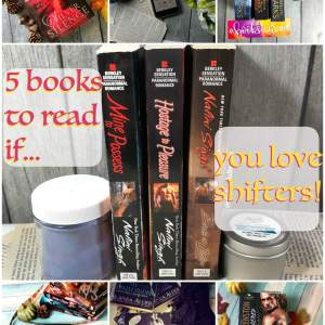 5 books to read if you love shifters!