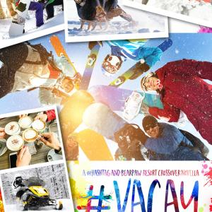 #NewRelease #Vacay by Cambria Hebert