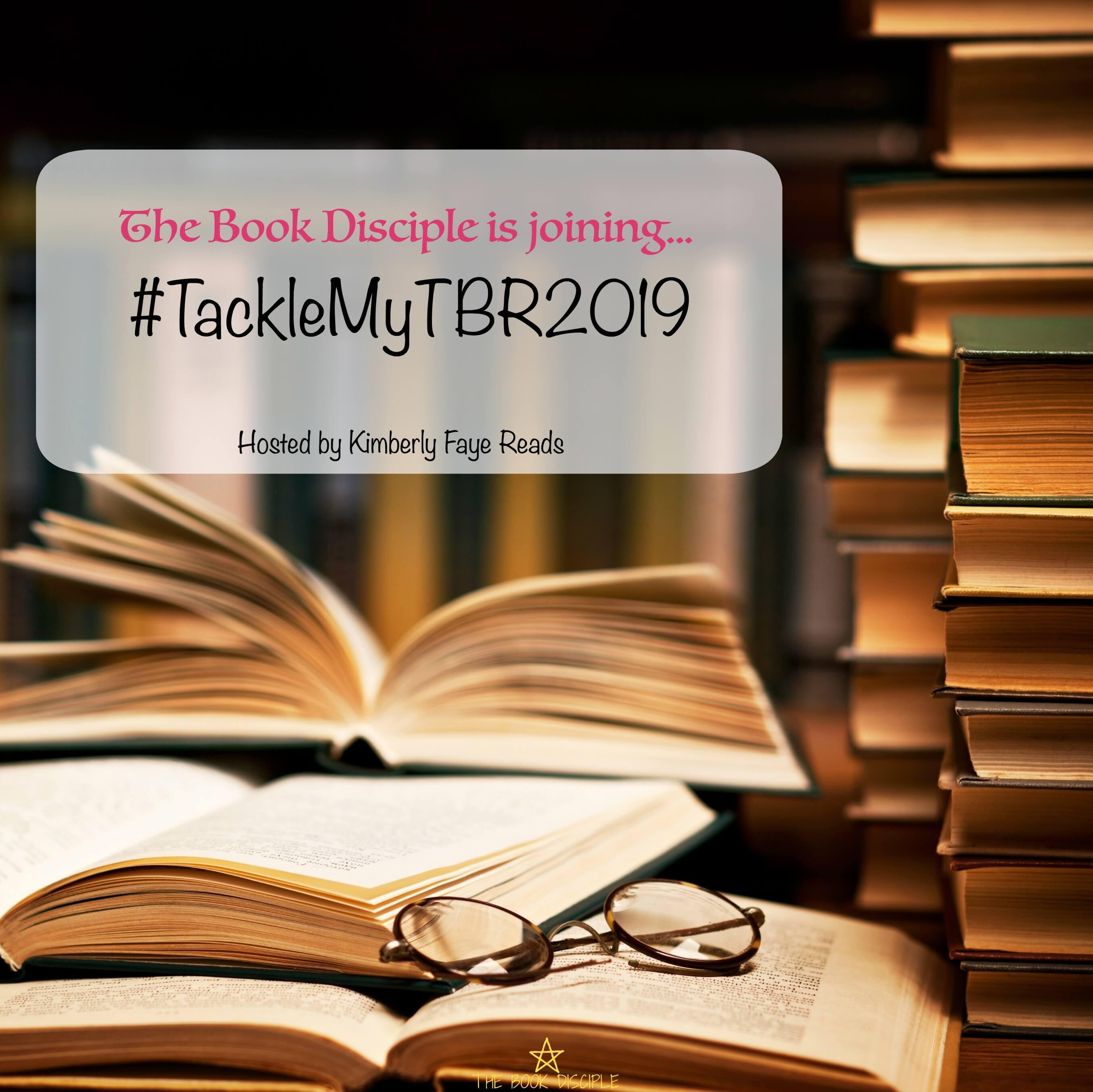 #TackleMyTBR 2019 Challenge