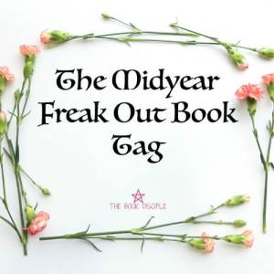 Midyear Freak Out book tag!