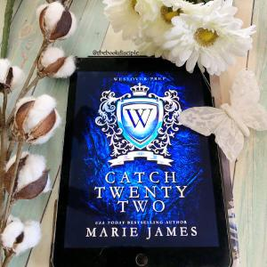 Catch Twenty-Two by Marie James