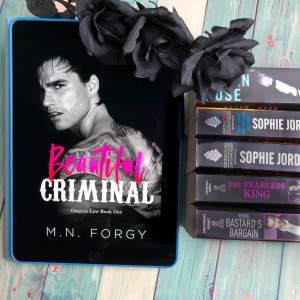 Beautiful Criminal by MN Forgy