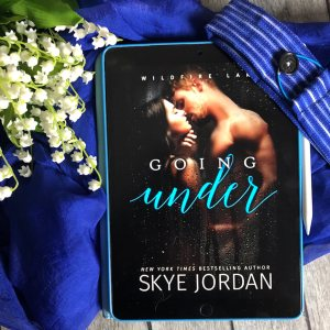 Going Under by Skye Jordan