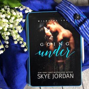 Going Under by Skye Jordan