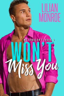Won't Miss You by Lilian Monroe