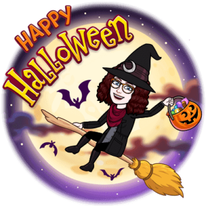 Happy Halloween: Spooky reads to celebrate with!