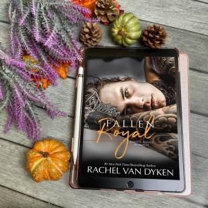 Fallen Royal by Rachel Van Dyken: New Release