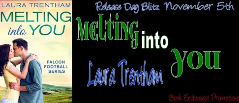 melting into you banner