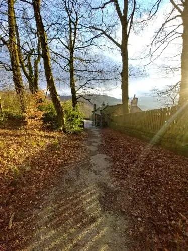 Moorseats (Moor House( Jane Eyre Trail