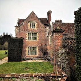 Chawton House Rear Aspect