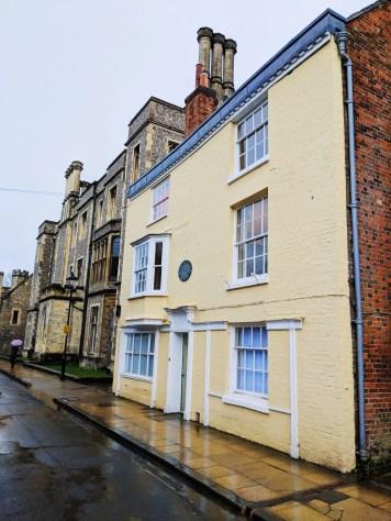 College Street Winchester