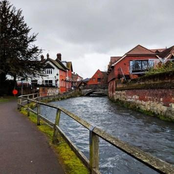 The Keats' Walk Winchester