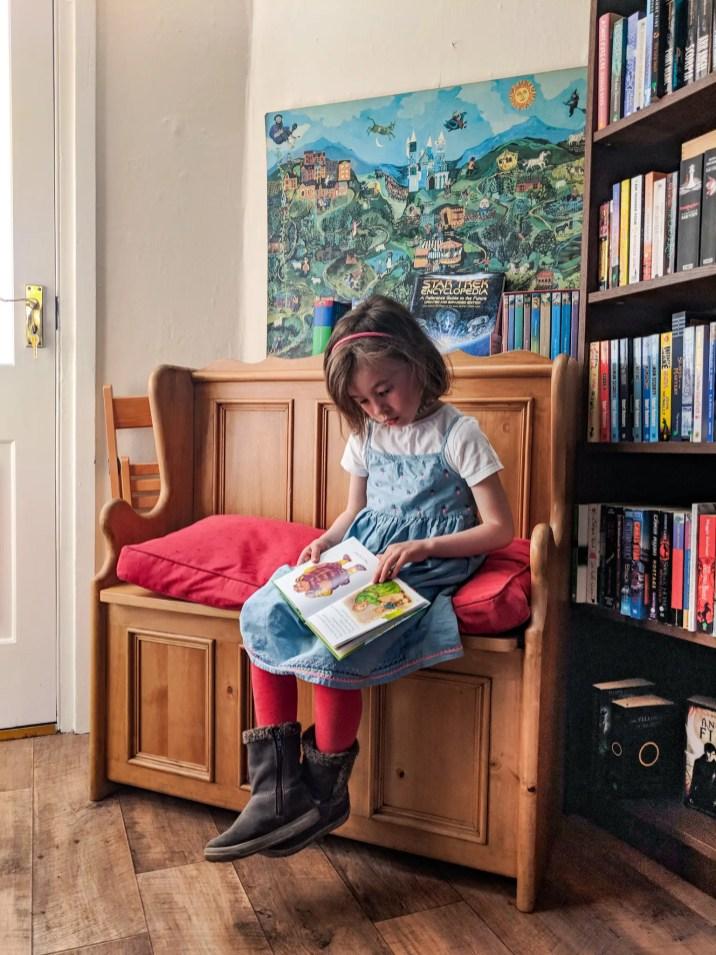 Children's room Clutterbooks Sedbergh