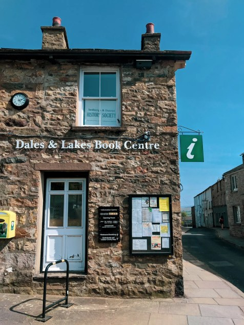Dales and Lakes Book Centre Sedbergh