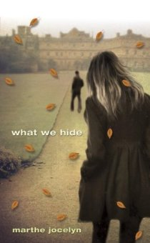What We Hide Marthe Jocelyn