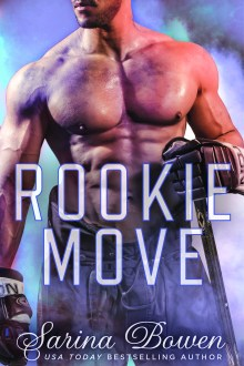 {ARC Review} Rookie Move (Brooklyn Bruisers #1) by Sarina Bowen