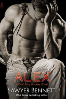{Review} Alex (Cold Fury Hockey #1) by Sawyer Bennett