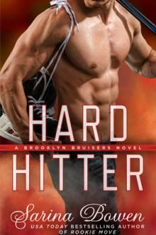 {ARC Review} Hard Hitter (Brooklyn Bruisers #2) by Sarina Bowen