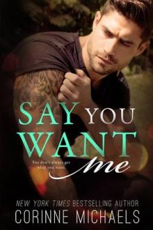{Review} Say You Want Me (Return to Me #2) by Corinne Michaels