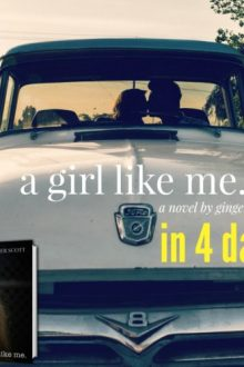 {Preorder Blast} A Girl Like Me (Like Us #2) by Ginger Scott