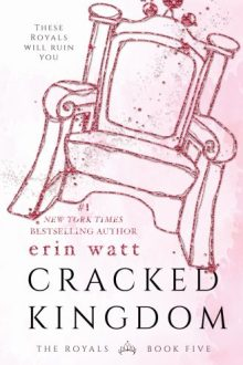 {Release Day} Cracked Kingdom (The Royals #5) by Erin Watt