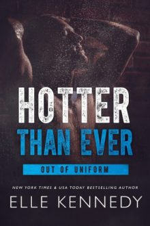 {Cover Reveal} Hotter Than Ever by Elle Kennedy