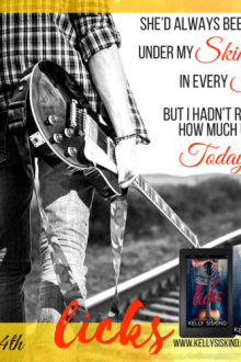 {Teaser} Licks by Kelly Siskind