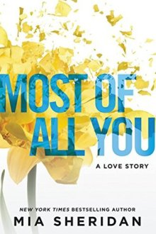 {Review} Most of All You: A Love Story by Mia Sheridan