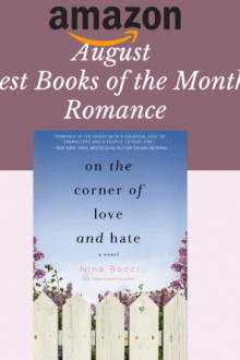 {Chapter 1 Reveal} On the Corner of Love and Hate by Nina Bocci