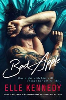 {Review} Bad Apple by Elle Kennedy
