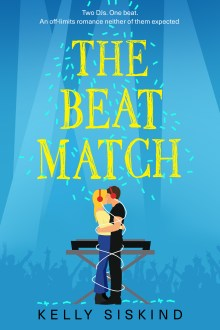 {ARC Review} The Beat Match (Showmen #3) by Kelly Siskind