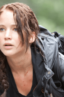 The Hunger Games: New Stills Featuring Katniss and Peeta