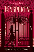 Unspoken - Cover