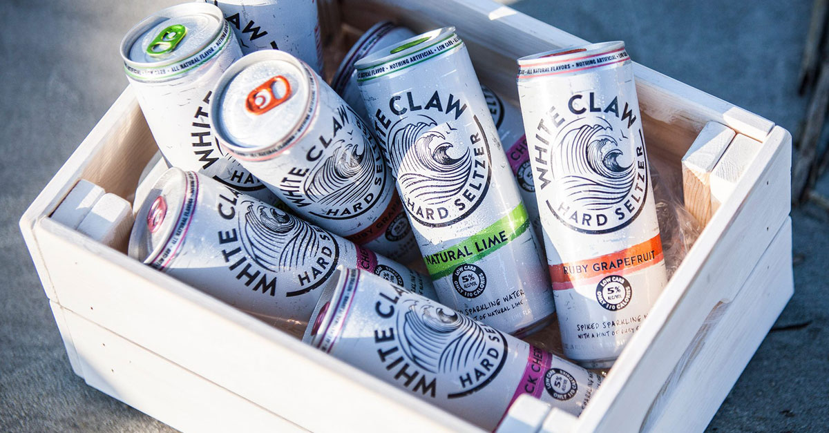 More Summer Talk: The Definitive White Claw Flavor Ranking