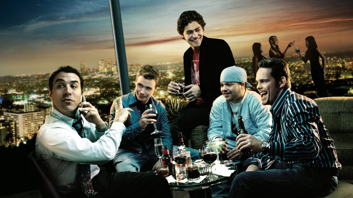 The Entourage Drinking Game Perfect For Social Distancing