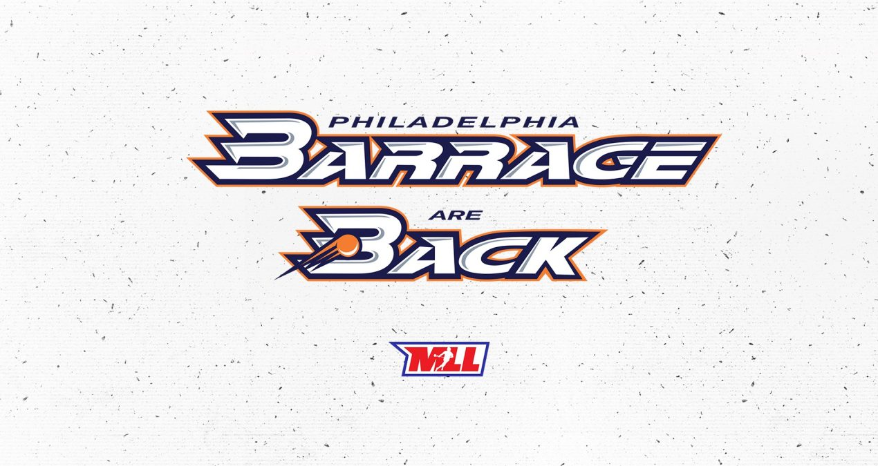 The Barrage are Back, and Filled with Philly Locals
