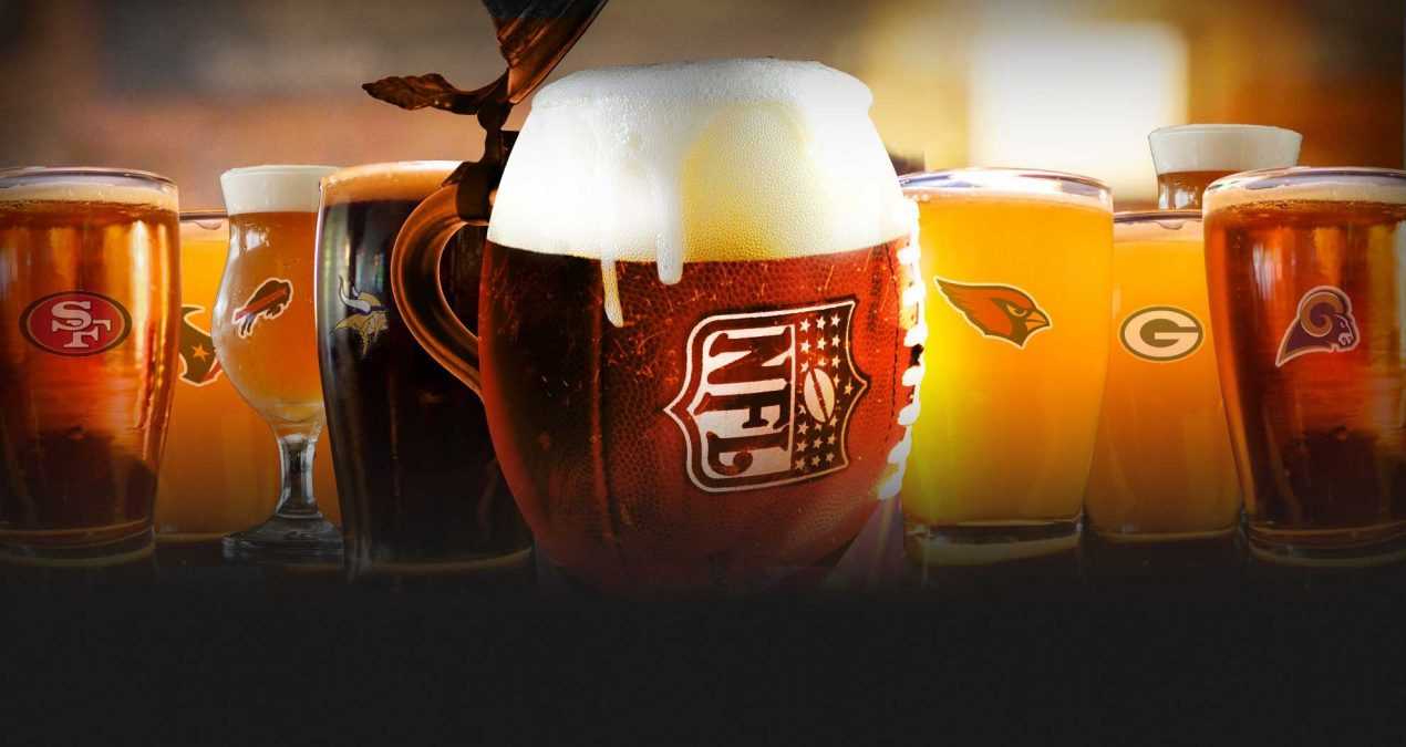 If NFL Divisions were Beers