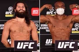 Did someone say UFC 251 winners?