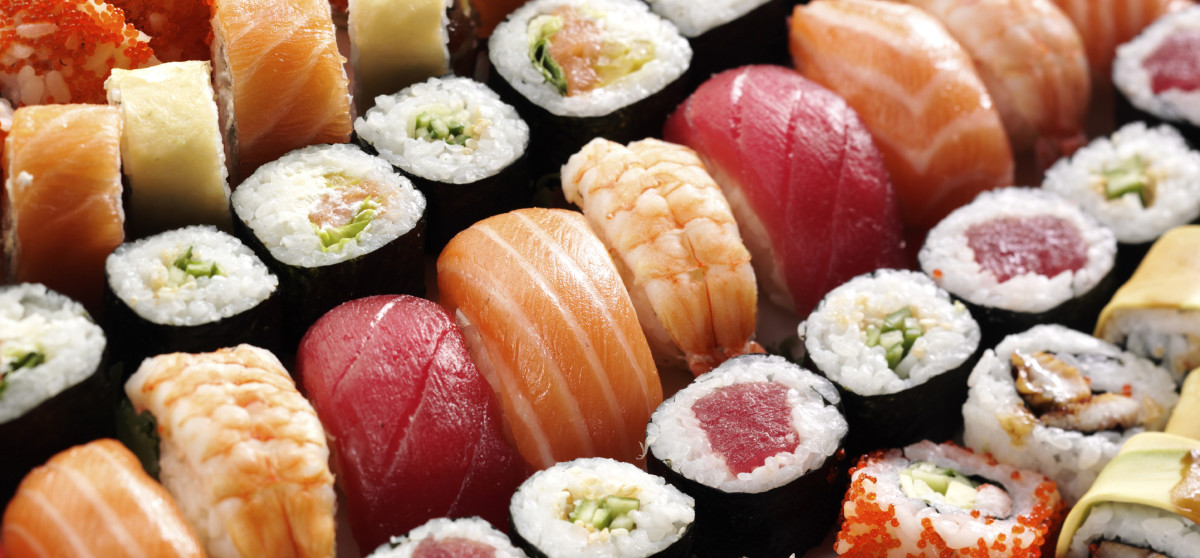 Sushi Stinks