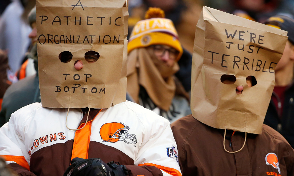 Philly Fans, it Could be Worse