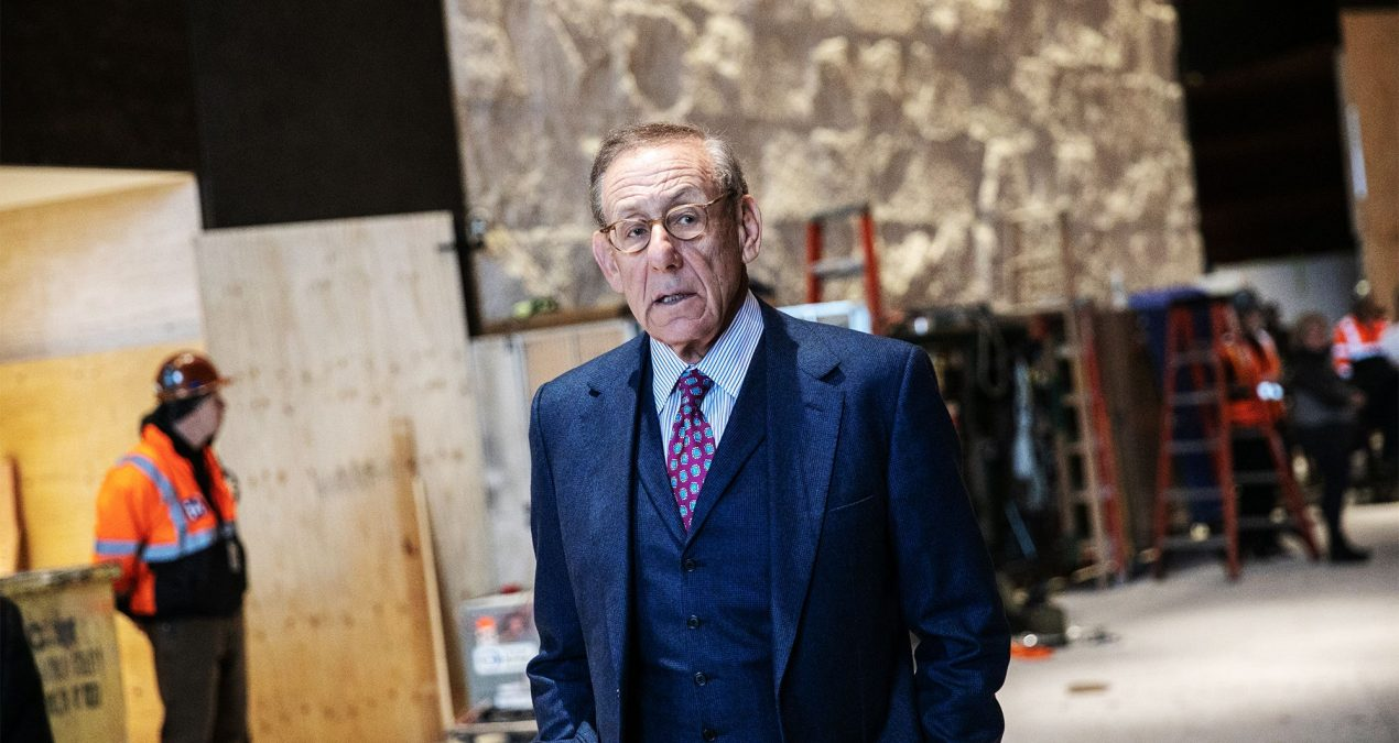 Stephen Ross, the Miami Dolphins Owner, is an Absolute Shark