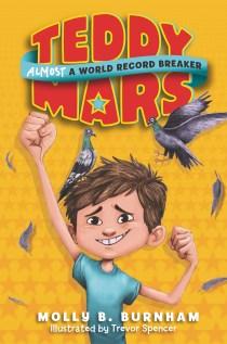 Teddy Mars Almost a World Record Breaker